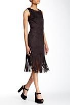 Romeo & Juliet Couture Fringe Midi Dress