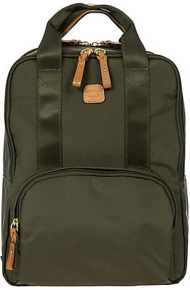 Bric's X-Bag Urban Backpack - Olive - Brics - olive/camel