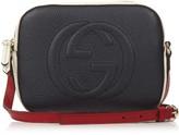 Gucci Soho tri-colour leather cross-body bag
