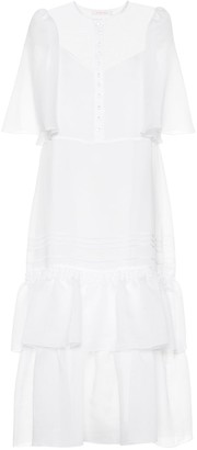 See by Chloe Tiered dress