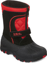 totes Tyler II Boys Cold-Weather Boots - Toddler