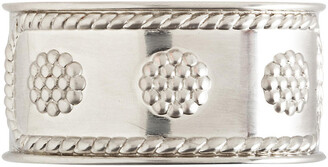 Juliska Berry & Thread Napkin Ring - Silver