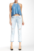 Current/Elliott The Cropped Straight Jean