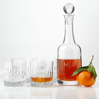 Mark And Graham Tall Decanter