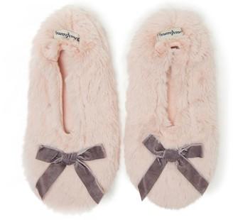 Dearfoams Furry Toasty Slipper Socks