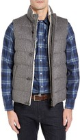 Herno Men's Reversible Cashmere & Silk Vest