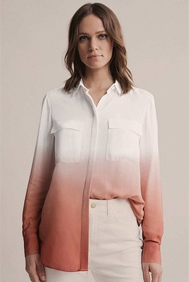 Witchery Ombre Shirt