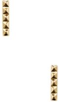 Shashi Rocker Stud Earrings