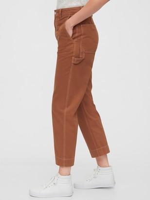 Gap Workforce Collection High Rise Carpenter Pants