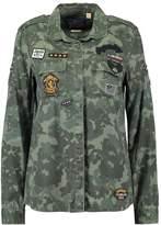 Superdry MILITARY AMBER Shirt khaki