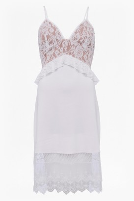 French Connection Delos Lucky Layer Strappy Dress