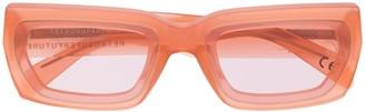 RetroSuperFuture Cathari II rectangle frame sunglasses