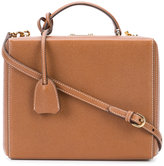 Mark Cross Grace box tote - women - Leather - One Size