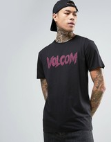 Volcom X Tetsunori T-shirt With Large Logo