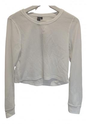 Sweaty Betty White Cotton Top for Women