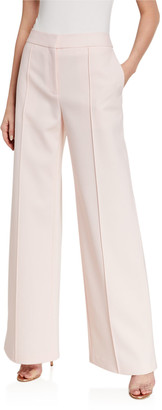 Adam Lippes Relaxed Wide-Leg Trousers