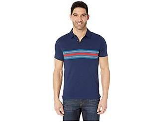 Calvin Klein Men's Liquid Touch Slub Polo Shirt