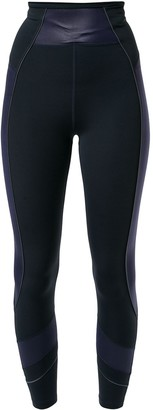 The Upside Nalu Dance high waist leggings