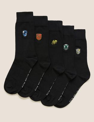Marks and Spencer 5 Pack Harry Potter Socks