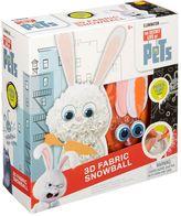 Alex The Secret Life of Pets 3D Fabric Snowball