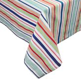 Bed Bath & Beyond Summer Days Surfboard Stripe Tablecloth