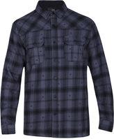 Hurley Men's Harper Geo Plaid Shirt