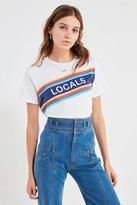 Urban Outfitters Locals Placement Stripe Tee