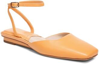 Franco Sarto Jolee Ankle Strap Flat