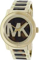 Michael Kors Women's Runway MK5788 Stainless-Steel Quartz Watch