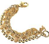 Dolce & Gabbana Vintage Rope Chain Bracelet, Gold