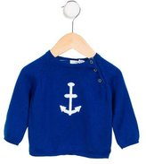 Petit Bateau Boys' Intarsia Sweater