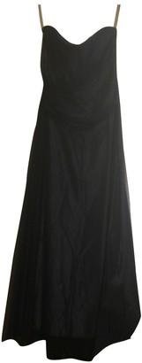 Vera Wang Blue Lace Dress for Women