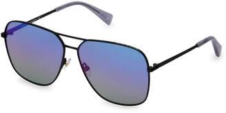 Rebecca Minkoff 61MM Stevie Aviator Sunglasses