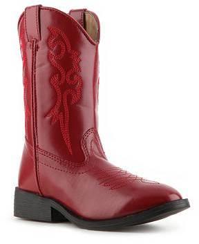 Duck Head Footwear Daisy Girls Toddler & Youth Western Boot