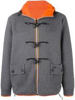 Bark duffle jacket - men - Polyamide - S