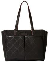 Vera Bradley Preppy Poly Uptown Baby Bag