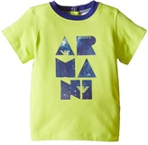Armani Junior Armani Logo Tee Boy's T Shirt
