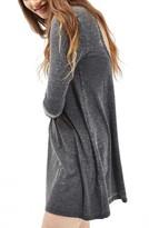 Topshop Women's Open Back Tunic Dress