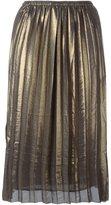 Etoile Isabel Marant 'Madlen' lamé skirt - women - Polyester - M