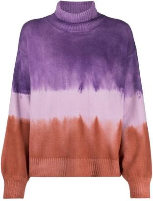 Altea Tie-Dye Knitted Jumper