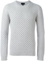 Lanvin cable knit jumper