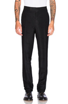 Thom Browne Hector Stamp Jacquard Trousers