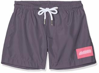 March Boy's Teddy Swim Shorts