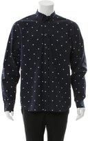 Wood Wood Damien AA Print Shirt w/ Tags