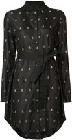 Maiyet embroidered shirt dress - women - Silk/Cotton - 00
