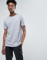 Dr. Denim Patrick T-Shirt Light Gray Mix