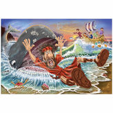 Melissa & Doug 48-pc. Jonah And The Whale Floor Puzzle