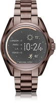 Michael Kors Sable Stainless Steel Bradshaw Women's Smartwatch