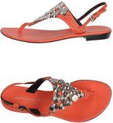 Barbara Bui Thong sandals