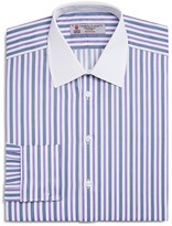Turnbull & Asser Stripe French Cuff Classic Fit Dress Shirt - 100% Bloomingdale's Exclusive